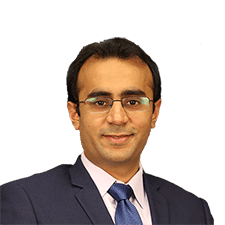 CEO American Telephysicians Dr Waqas Ahmed