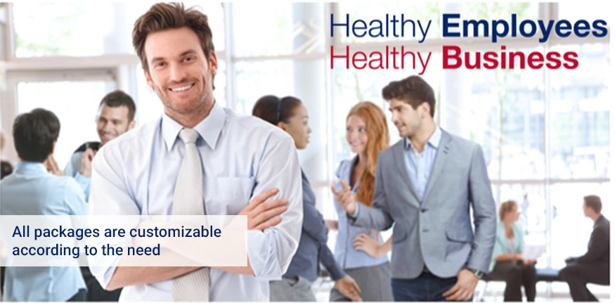 Employee Health Insurance Corporate health package